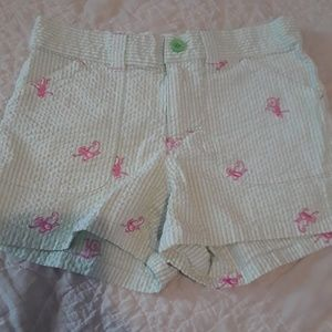 Lilly Pulitzer girls shorts